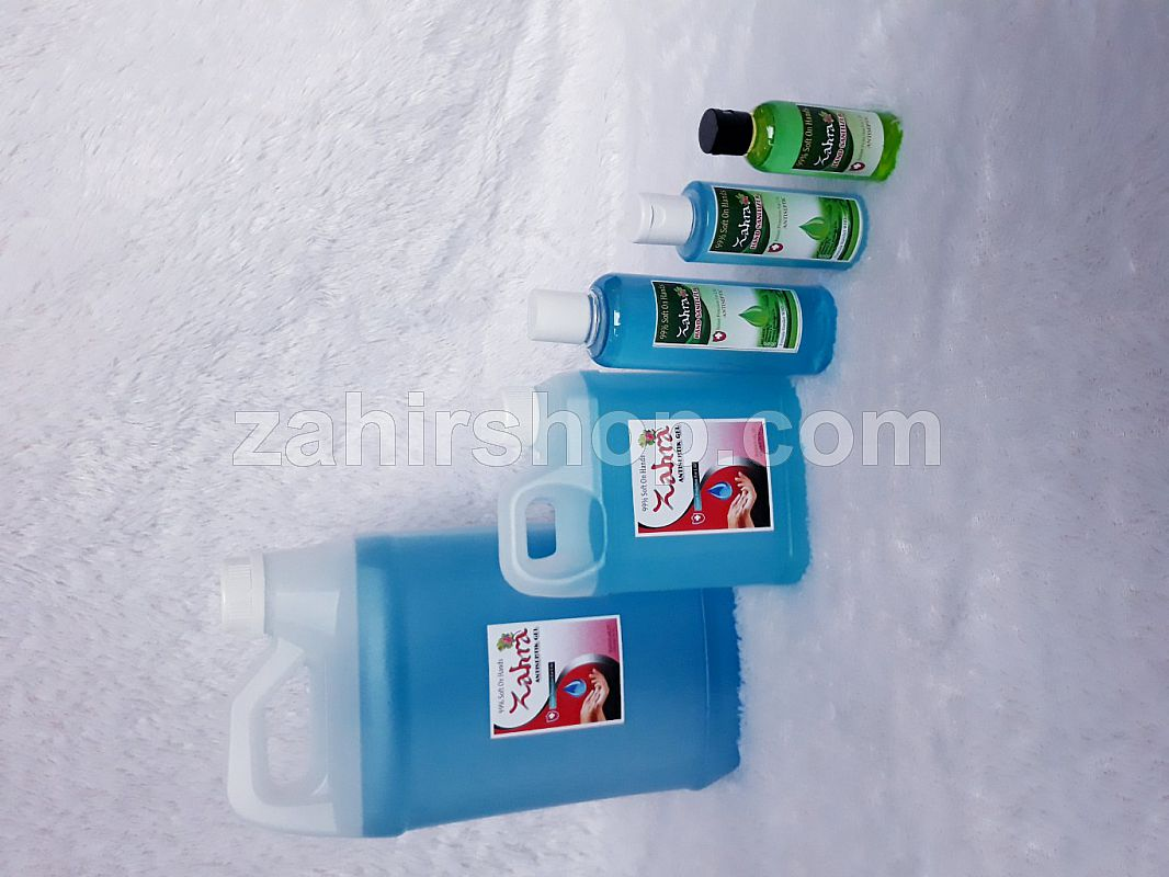Hand sanitizer gel 5liter